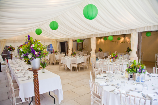 Weddings Ceremony and Reception Venue at Bateman's Barn - Wedding